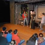 Spielen für Prävention: Theatertruppe Zartbitter aus Köln