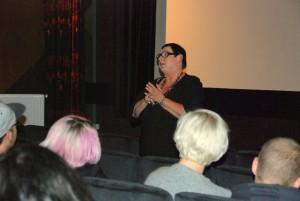 Filmgespräch mit Tina Reuther